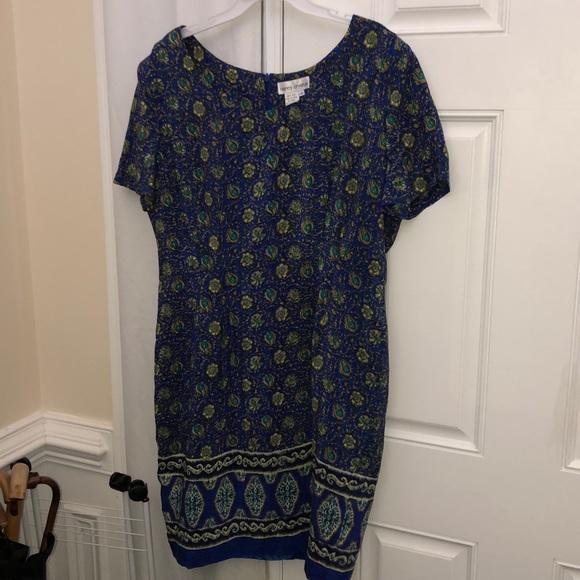Nancy Crystal Dresses & Skirts - 100 percent silk dress